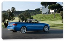 A5 Cabriolet, Audi A5 Cabriolet (арт. am1166)