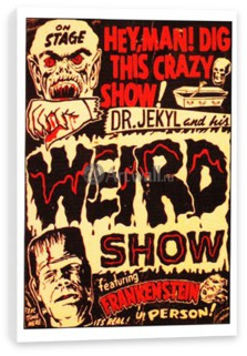 Кино, Dr. Jekyl and His Weird Show, Featuring Frankenstein