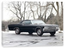Chevrolet, Chevrolet Impala SS Convertible '1965
