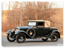Rolls-Royce, Rolls-Royce 20 2-door Landau Coupe by Locke '1925