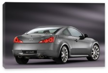 G Coupe, Infiniti G Coupe
