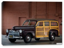 Ford, Ford V8 Super Deluxe Station Wagon (21A-79B) '1942