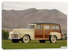 Ford, Ford V8 Super Deluxe Station Wagon (79B) '1946