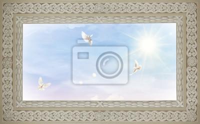 """Постер Фото-постеры """"Постер 113242609"""", 32x20 см, на бумаге от Artwall"""