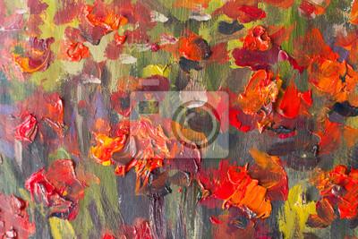 """Постер Цветы """"Постер 114985205-510316"""", 30x20 см, на бумаге от Artwall"""