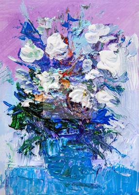 """Постер Цветы """"Постер 115094797-510316"""", 20x28 см, на бумаге от Artwall"""