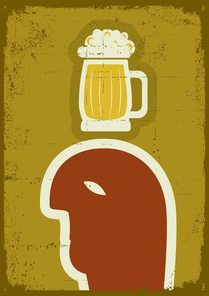 "Постер Еда и напитки ""Постер 32498979"", 20x28 см, на бумаге от Artwall"