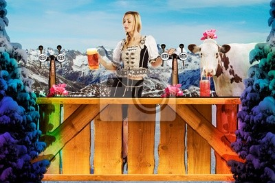 "Постер Еда и напитки ""Постер 33788850"", 30x20 см, на бумаге от Artwall"