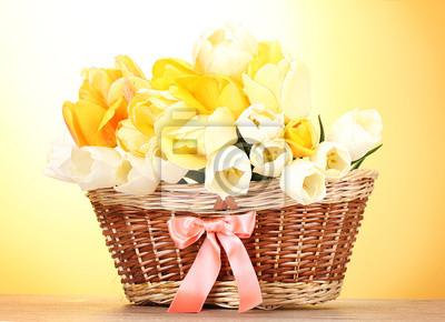"""Постер Цветы """"Постер 45187538"""", 28x20 см, на бумаге от Artwall"""