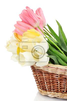 """Постер Цветы """"Постер 45383020"""", 20x30 см, на бумаге от Artwall"""