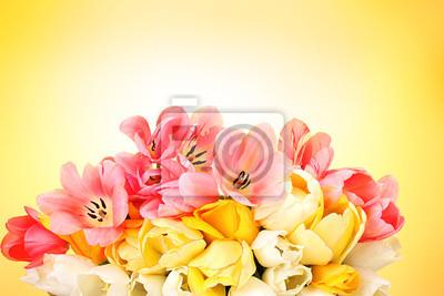 """Постер Цветы """"Постер 46453762"""", 30x20 см, на бумаге от Artwall"""