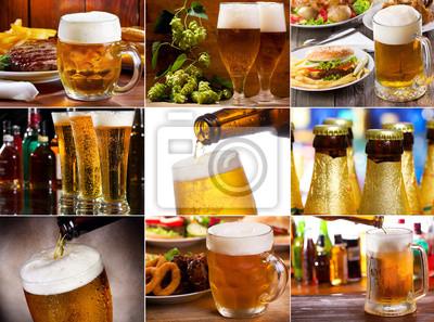 "Постер Еда и напитки ""Постер 46813309"", 27x20 см, на бумаге от Artwall"