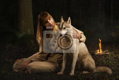 """Постер Животные """"Постер 47911547"""", 30x20 см, на бумаге от Artwall"""
