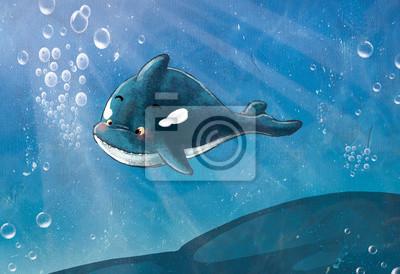 """Постер Животные """"Постер 51867023"""", 29x20 см, на бумаге от Artwall"""