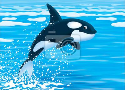 """Постер Животные """"Постер 53217131"""", 28x20 см, на бумаге от Artwall"""