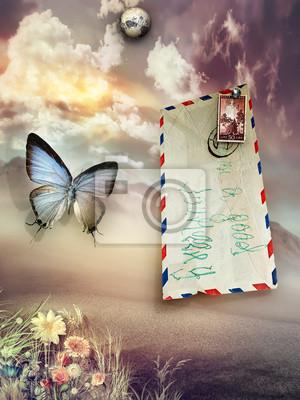 """Постер Праздники """"Постер 55996188"""", 20x27 см, на бумаге от Artwall"""