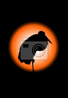"""Постер Птицы """"Постер 57356983"""", 20x29 см, на бумаге от Artwall"""