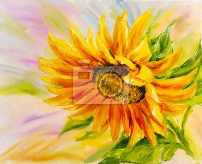 """Постер Цветы """"Постер 59475803-510316"""", 25x20 см, на бумаге от Artwall"""