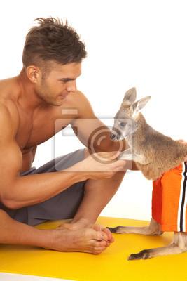 """Постер Животные """"Постер 60816081"""", 20x30 см, на бумаге от Artwall"""