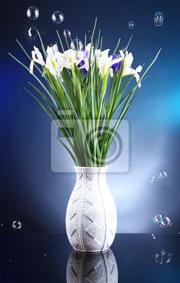 """Постер Цветы """"Постер 63056272"""", 20x31 см, на бумаге от Artwall"""