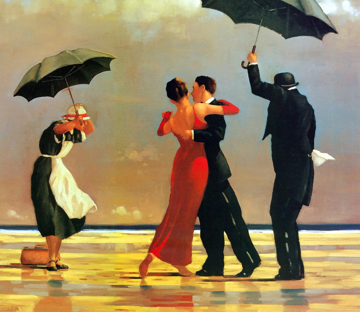 Постер Поющий дворецкий, Веттриано Джек, купить репродукцию