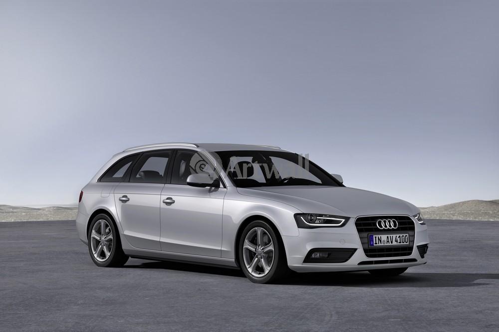 """Постер """"Audi A4 Avant"""", 30x20 см, на бумаге от Artwall"""