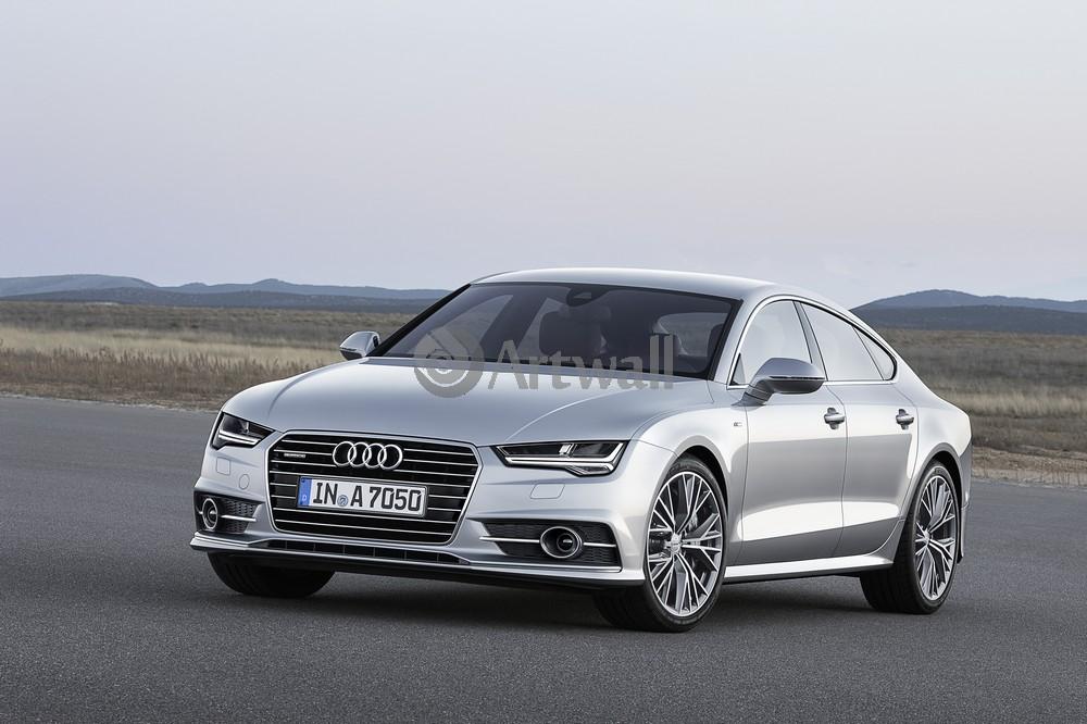 """Постер """"Audi A5 Sportback"""", 30x20 см, на бумаге от Artwall"""