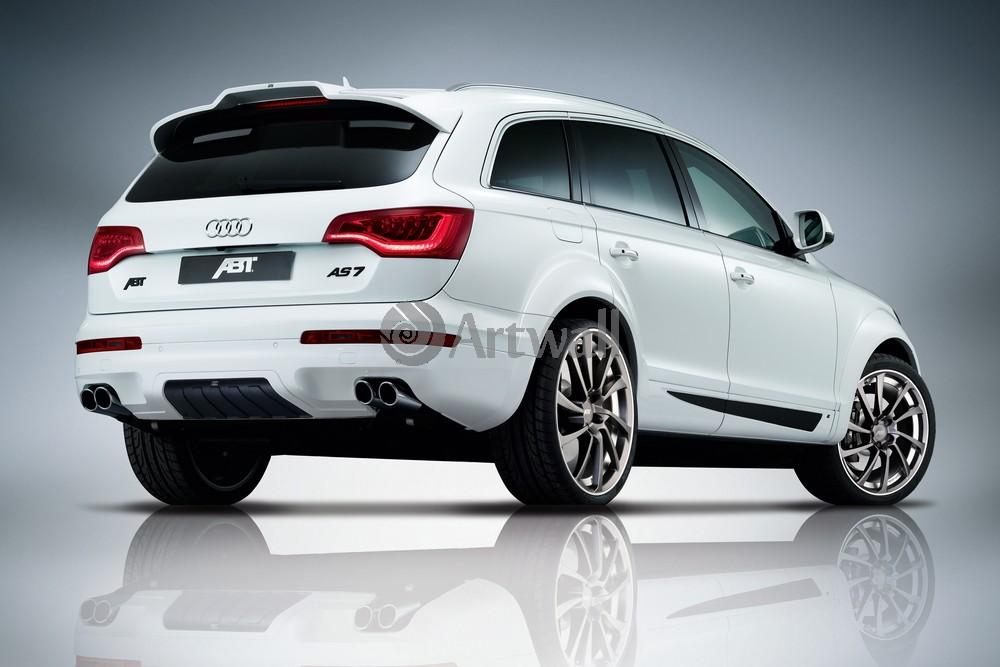 """Постер """"Audi Q7"""", 30x20 см, на бумаге от Artwall"""