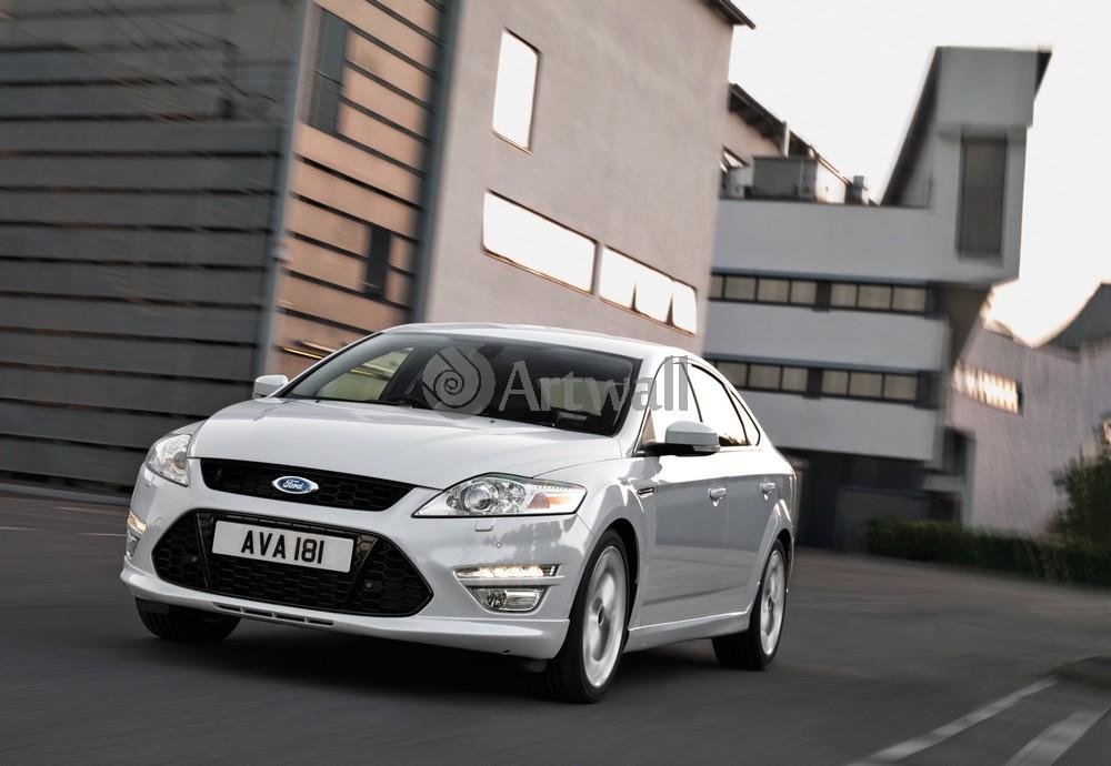 "Постер ""Ford Mondeo Sedan"", 29x20 см, на бумаге от Artwall"