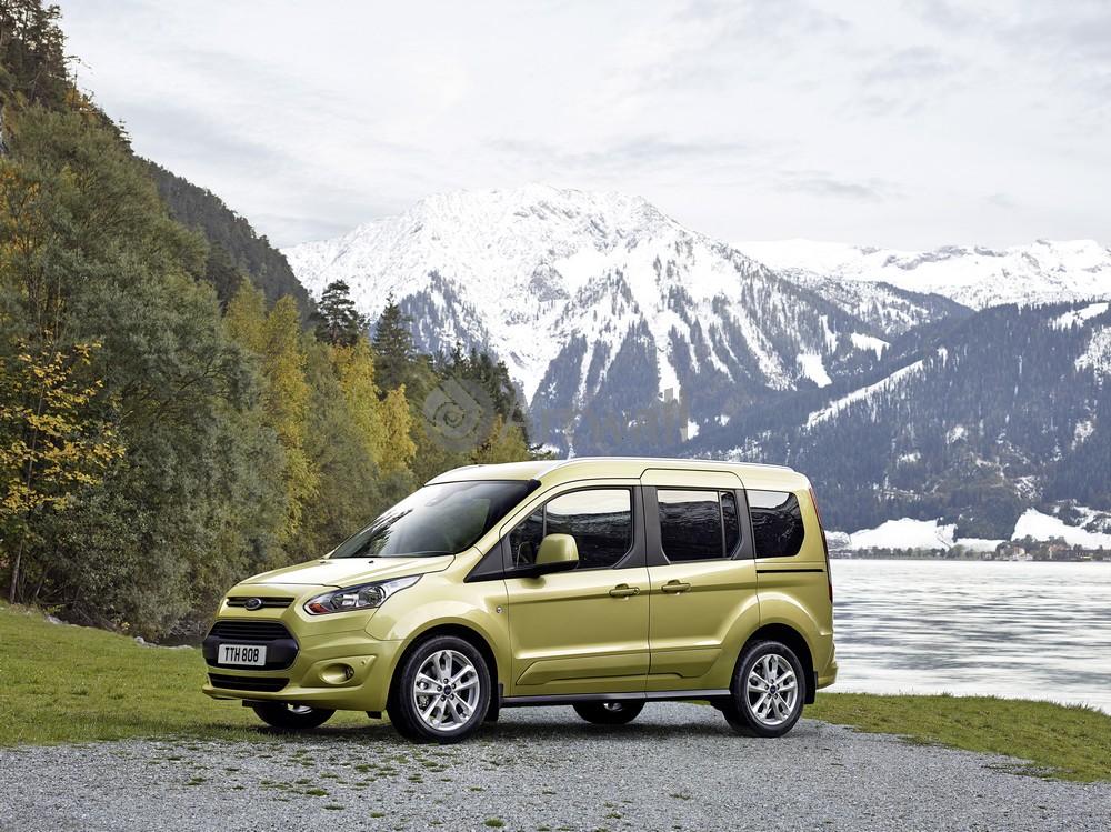 "Постер ""Ford Tourneo Connect"", 27x20 см, на бумаге от Artwall"
