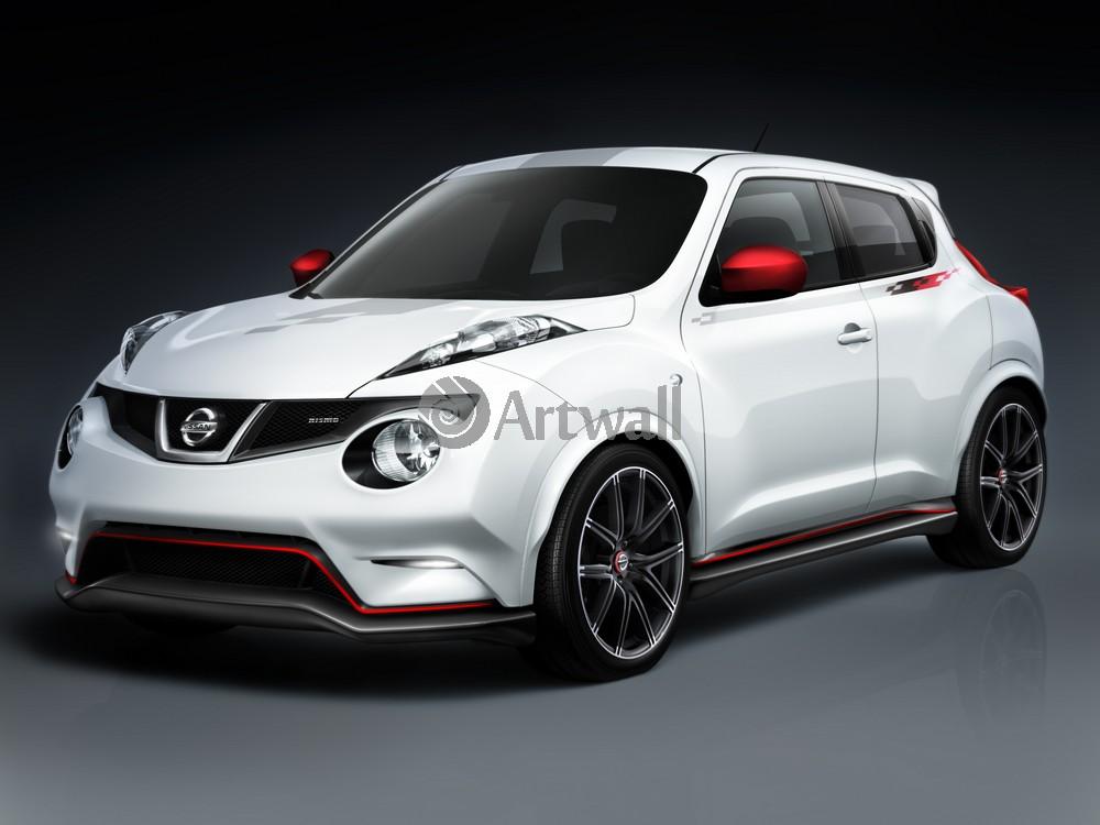 "Постер ""Nissan Juke Nismo"", 27x20 см, на бумаге от Artwall"