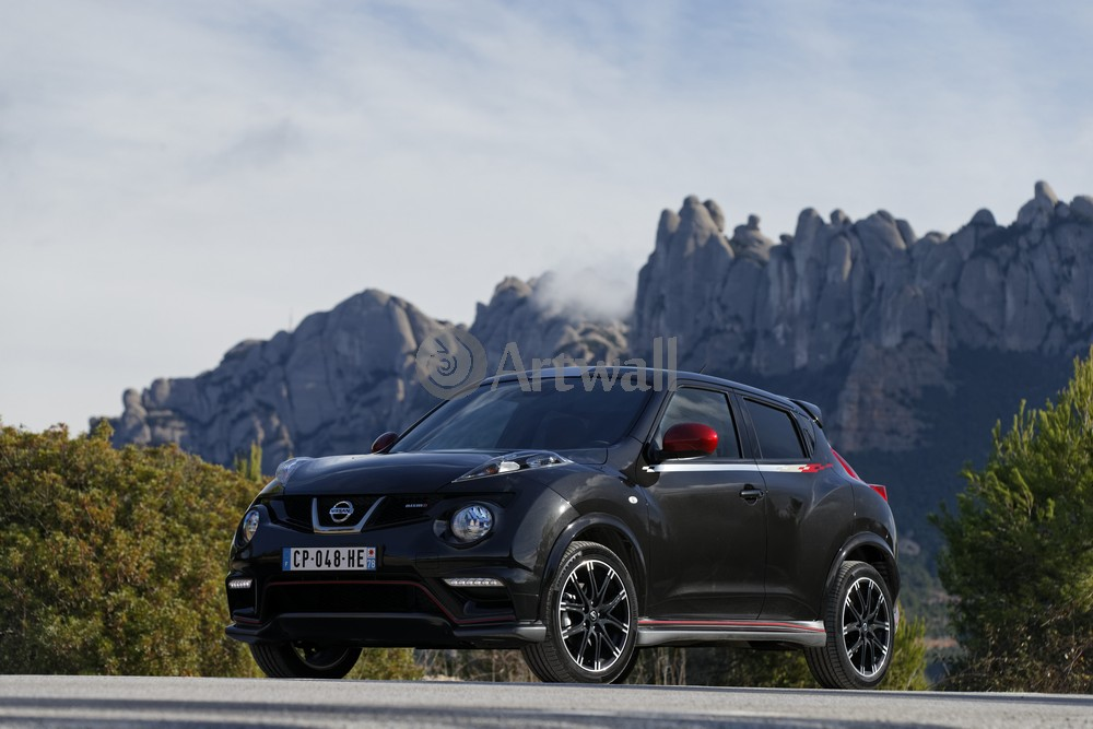 "Постер ""Nissan Juke Nismo"", 30x20 см, на бумаге от Artwall"