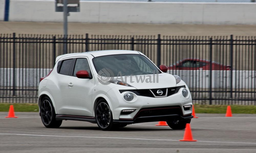 "Постер ""Nissan Juke Nismo"", 33x20 см, на бумаге от Artwall"