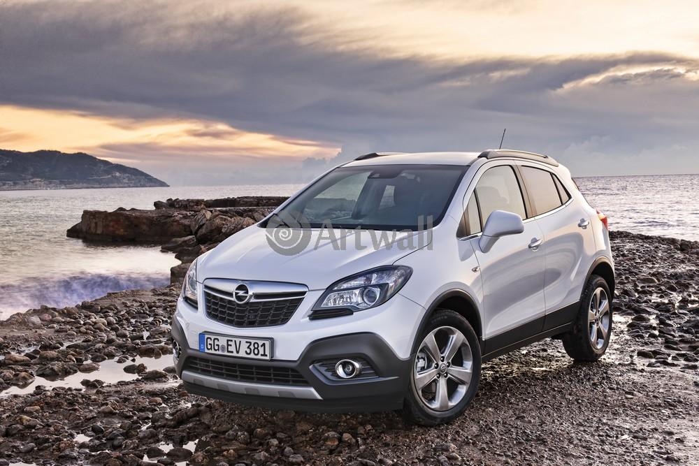 """Постер """"Opel Mokka"""", 30x20 см, на бумаге от Artwall"""