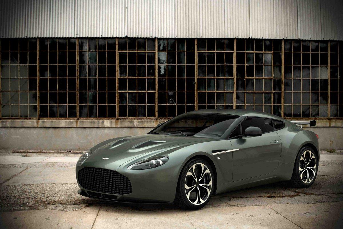 """Постер """"Aston Martin V12 Zagato (2014)"""", 30x20 см, на бумаге от Artwall"""