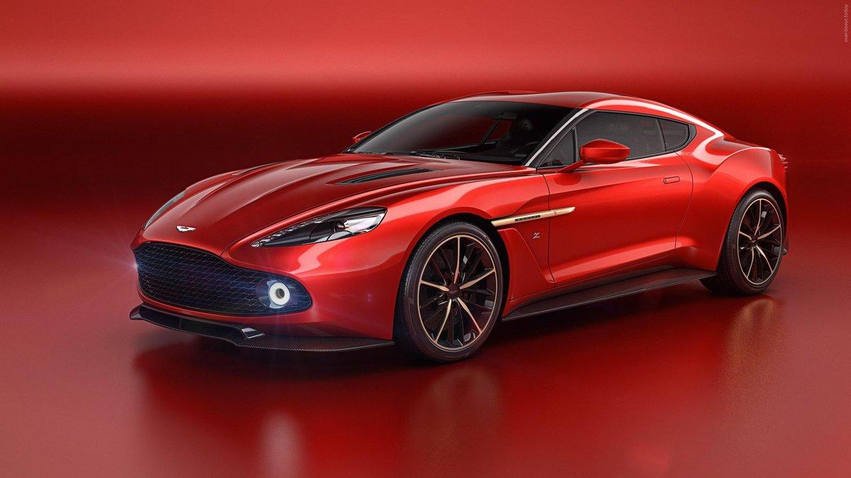 """Постер """"Aston Martin V12 Zagato (2014)"""", 36x20 см, на бумаге от Artwall"""