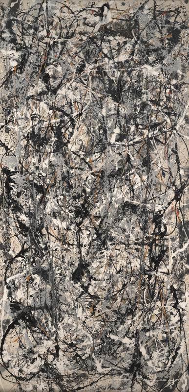 """Художники, картина """"Собор"""", 20x41 см, на бумаге от Artwall"""
