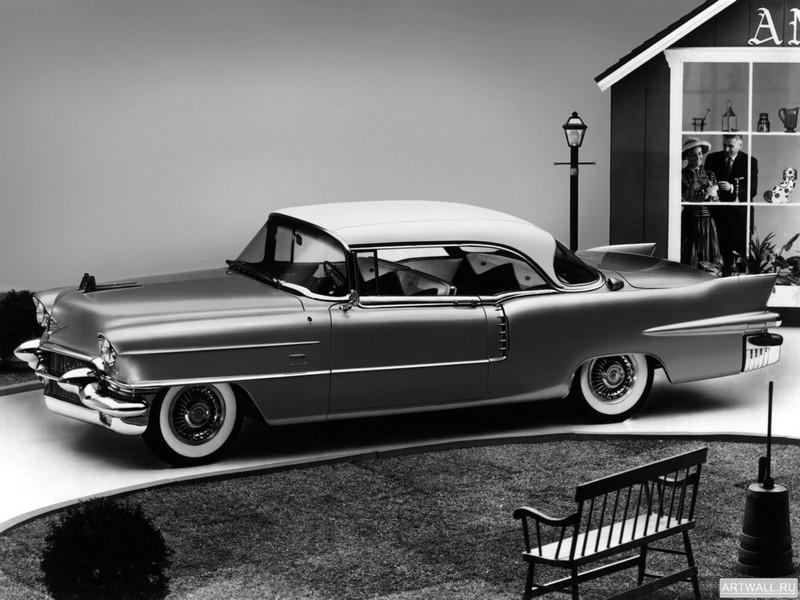 """Постер """"Cadillac Eldorado Seville '1956"""", 27x20 см, на бумаге от Artwall"""