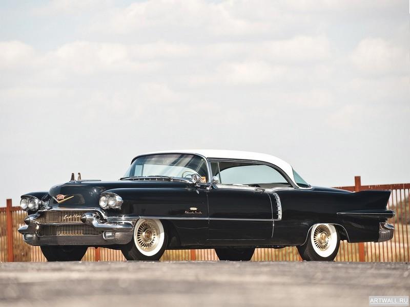 """Постер """"Cadillac Eldorado Seville Special '1956"""", 27x20 см, на бумаге от Artwall"""