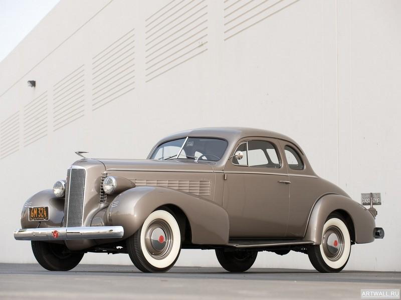 "Постер ""LaSalle Opera Coupe '1937"", 27x20 см, на бумаге от Artwall"