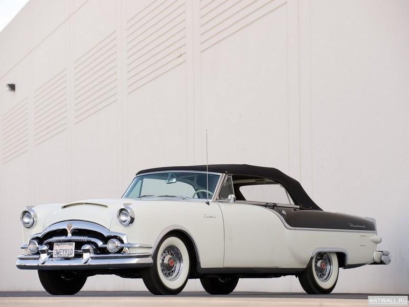 """Постер """"Packard Caribbean Convertible '1954"""", 27x20 см, на бумаге от Artwall"""