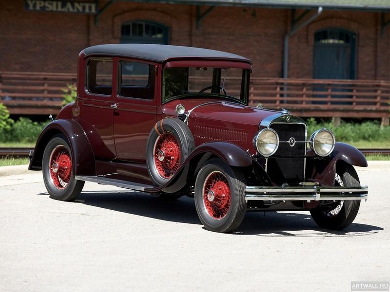 "Постер ""Studebaker President Coupe (FB) '1928"", 27x20 см, на бумаге от Artwall"