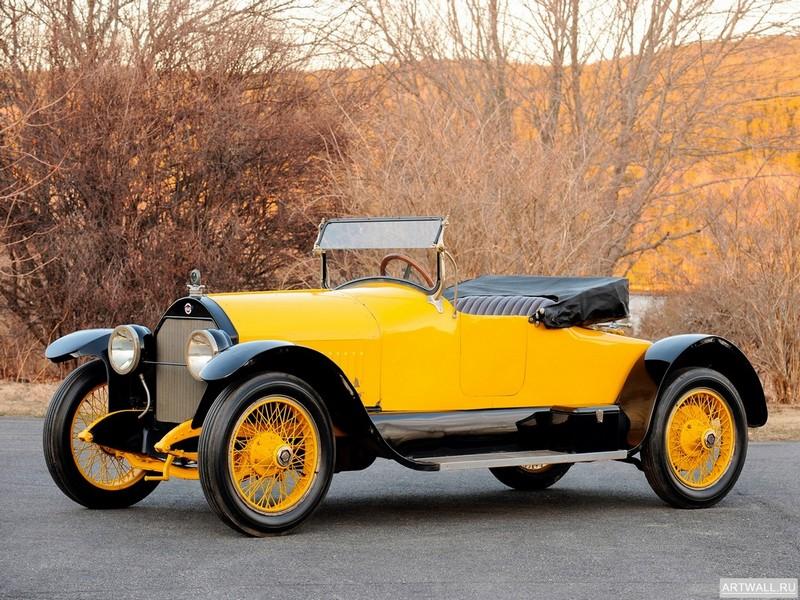 "Постер ""Stutz K Roadster '1920"", 27x20 см, на бумаге от Artwall"