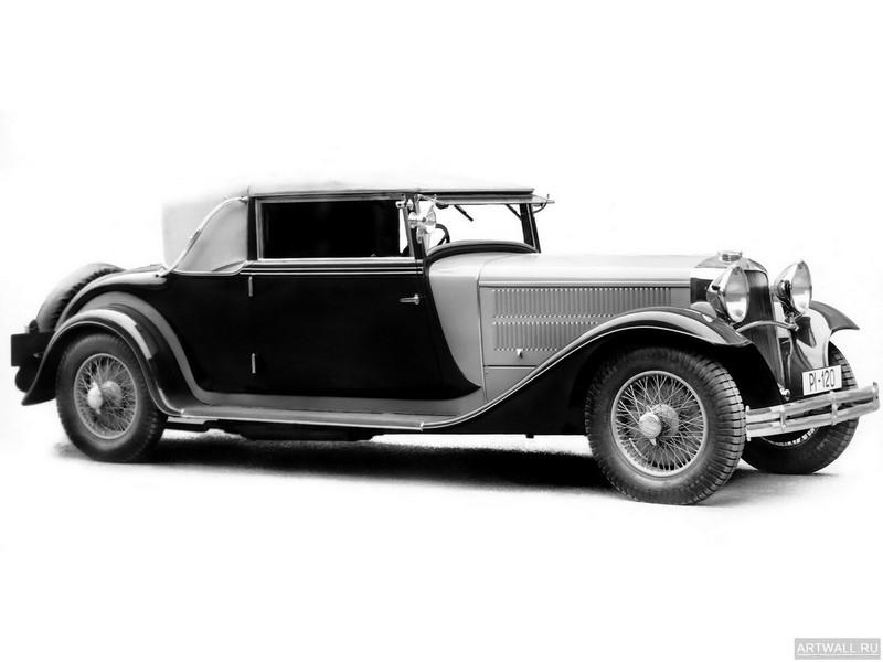 "Постер ""Tatra 70 '1931-32"", 27x20 см, на бумаге от Artwall"