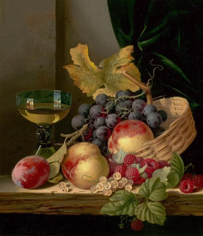 """Искусство, картина """"Эдвард Ладелль"""", 20x23 см, на бумаге от Artwall"""