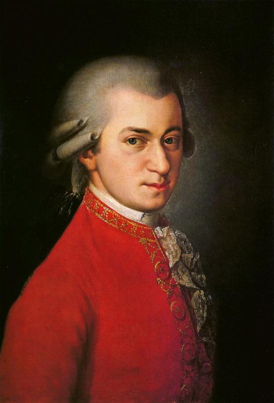 """Постер Фото-постеры """"Портрет Моцарта"""", 20x29 см, на бумаге от Artwall"""