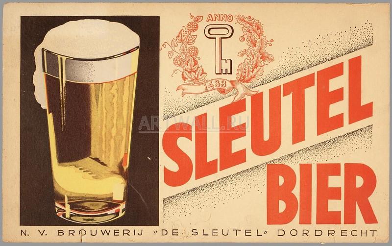 "Постер Еда и напитки ""Постер 28661"", 32x20 см, на бумаге от Artwall"