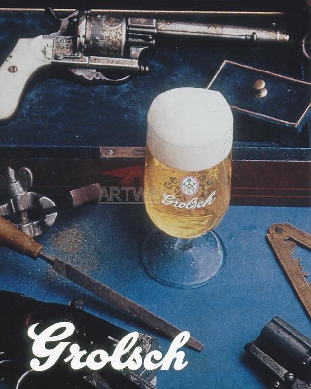 "Постер Еда и напитки ""Постер 28663"", 20x25 см, на бумаге от Artwall"