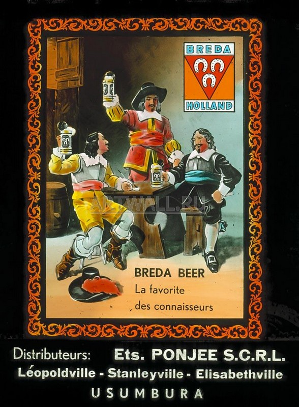 "Постер Еда и напитки ""Постер 28667"", 20x27 см, на бумаге от Artwall"