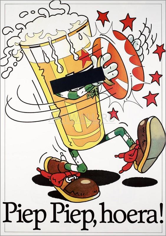 "Постер Еда и напитки ""Постер 28669"", 20x28 см, на бумаге от Artwall"